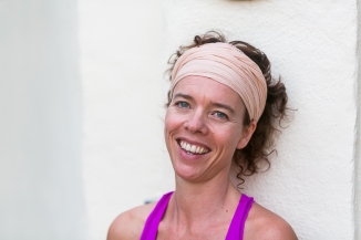 Mireille Goedkoop teaches yoga in Javea. Her classes are in English or Dutch.