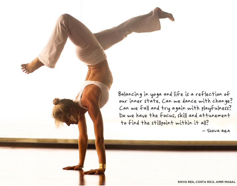 voordeel yoga